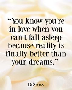 that is soooo beautifully said...  cause at the moment.. i don't want to wake up from my dreams...