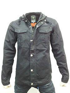 New Designer G-Star Raw Filch HDD Overshirt Hoddy Jacket Coat BNWT ab3d15fb64e73