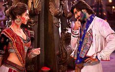 Leela Movie, Sanjay Leela Bhansali, Ranveer Singh, Deepika Ranveer, Amitabh Bachchan, Happy Holi, Vector Portrait, Digital Portrait, Film Review