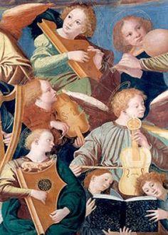 raffaello opere angeli - Cerca con Google