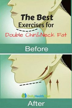 Nobody likes having a double chin! While being overweight can contribute to it, for some people it's simply a case of weak muscles.Fortunately, double chins are easily fixable. All you need to do is strengthen your neck muscles. You don't have to go for surgery to get rid of a double chin. Here are some extremely effective exercises that will help you tone your chin, neck and jaw muscles.