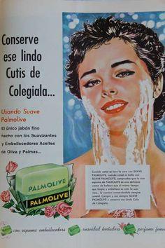 PUBLICIDAD ORIGINAL ANTIGUA DE LOS 50s Y 60s