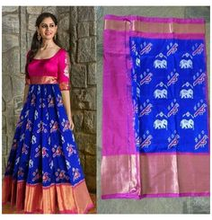 Lehenga Designs, Half Saree Designs, Kurti Designs Party Wear, Salwar Designs, Saree Blouse Designs, Lehenga Saree Design, Long Gown Dress, Anarkali Dress, The Dress