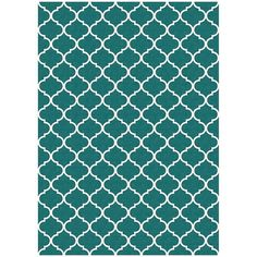Ruggable® Washable Moroccan Trellis 2-piece Indoor Outdoor Rug System ($126) ❤ liked on Polyvore featuring home, rugs, med green, moroccan rug, moroccan trellis area rug, moroccan area rugs, rugs area rugs and indoor outdoor area rugs