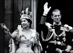 the queen and phillip