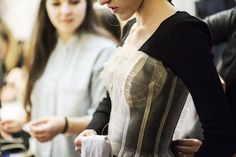 Haute Couture tailoring at ACCADEMIA KOEFIA