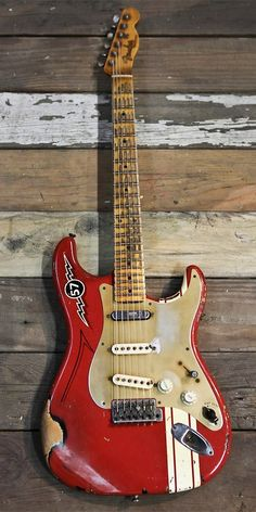 "Fender ""the red"""