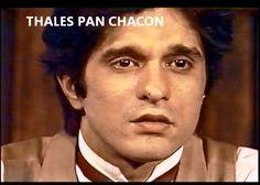 morreu THALES PAN CHACON - um jovem ator do cinema-teatro e tv. Ganhou notoriedade após fazer o filme EU SEI QUE VOU TE AMAR, ao lado de FERNANDA TORRES. Na tv, ganhou bons papeis nas novelas da tv globo: fez FERA RADICAL e MEU BEM MEU MAL. MORREU VITIMA DA AIDS