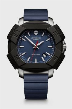 New Victorinox Swiss Army INOX Watches Tortured To Illustrate Durability 9e9220eab2d