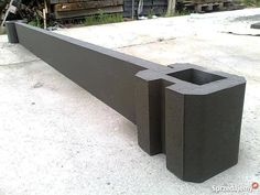 Ogrodzenie, podmurówka łącznik, słupki murki betonowe, panel Bączałka - Sprzedajemy.pl