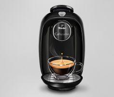 Cafissimo PICCO Black Volcano Keurig, Drip Coffee Maker, Kitchen Appliances, Volcano, Blog, Diy Kitchen Appliances, Home Appliances, Coffee Making Machine, Blogging