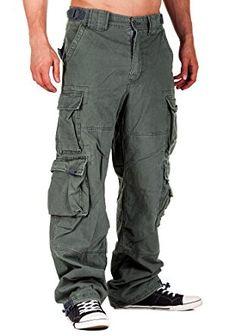 JET LAG 007 blau-grau S/30 Tactical Wear, Tactical Pants, Tactical Clothing, Hip Hop Outfits, Cool Outfits, Casual Outfits, Jet Lag, Plus Size Mens Jeans, Dystopian Fashion