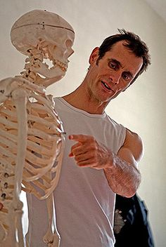 AN ANATOMY WEEKEND WORKSHOP FOR YOGA TEACHERS AND PRACTITIONERS Facilitated by Jim Harrington ERYT (Yoga Alliance Experienced Registered Teacher Trainer), Dip Remedial Therapy, Dip Sports Therapy, Bsc. May 10th evening - 12th R2450 (including new copy of amazing text book Bandha Yoga Volume 2.) Very Limited Space info@yogawarrior.co.za