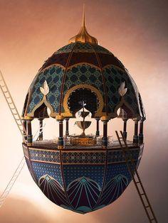 モロッコの文化から発想を得た、ぼくたちの空中都市 | roomie(ルーミー)