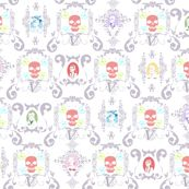 Venture Bros fabric on Spoonflower (PS I made it!)