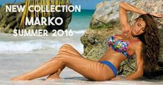 Marko New Collection #swimis.com #swimsuit #Bikini #summer #2016 #style #fashion #onlineshopping  Check our new collection! www.swimis.com