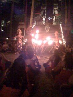 Fire Dance - Ubud, Bali