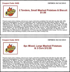picture regarding Church's Chicken Printable Coupons titled 22 Least difficult Friendlys discount coupons photos inside 2014 Printable