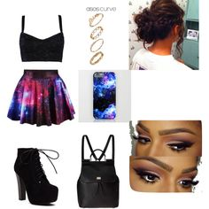 Untitled #10 by emmanuelak on Polyvore featuring polyvore fashion style Dolce&Gabbana ASOS
