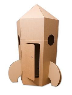 I could of used this for my Toy Story Birthday party, hmmmm Toy Story Theme, Toy Story Birthday, Toy Story Party, 3rd Birthday, Cardboard Rocket, Cardboard Toys, Cardboard Spaceship, Cumple Toy Story, Festa Toy Story