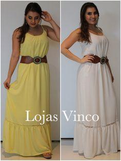 Vestido Lojas Vinco