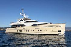 Solis Superyacht by Dutch Shipyard Mulder
