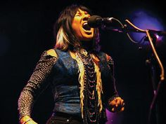 Buffy Sainte-Marie in concert.  Canadian born singer-songwriter Buffy Sainte-Marie has been performing since the early 1960s at the peak of the hippie and beatnik era, touring concert halls across the country and the Native American reservations from which she descends.