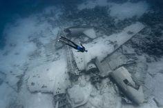 Apnoe diving