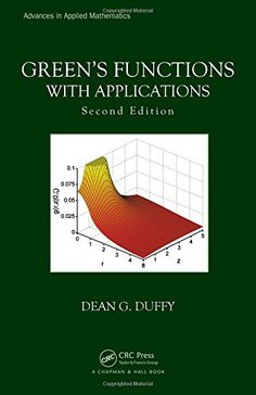 Green's functions with applications / Dean G. Duffy