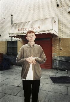 thehellgate:  Photo of The Day Archy Marshall a.k.a King Krule Photo by Sonny McCartney/The Hell Gate