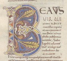 Biblia [Vetus et Novum Testamentum]. Date d'édition : 1000-1010 Date d'édition : 1175-1200 Type : manuscrit Langue : Latin