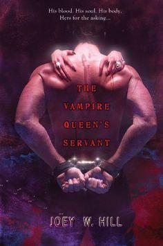 The Vampire Queen's Servant by Joey W. Hill, http://www.amazon.com/gp/product/B001AY2IIC/ref=cm_sw_r_pi_alp_rlxRpb17P48F0