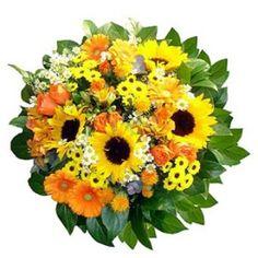 Happy Day Flower Basket To Bosnia Herzegovina Mom Birthday Gift Gifts