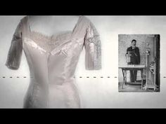 Haute Couture and Swarovski: 1900's - A Multifaceted Union - YouTube