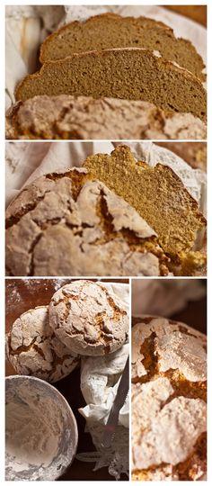 Hace poco tiempo leía en mi página del Facebook sobre un blog que cada mes lanzaba un reto sobre panes. Como últimamente estoy bastante liado, y me resulta más difícil tener tiempo para pensar qué ...