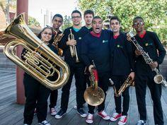 Formada por alunos acima de 16 anos do Projeto Guri, a Banda Sinfônica Juvenil do Guri toca muita música clássica no Auditório do Masp.