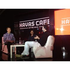 Umair Haque, Jerry Michalski and John Grant getting serious at Havas Cafe @ Don't miss this insightful session on why meaning matters to marketing by these powerhouses! Cannes, Meant To Be, Broadway Shows, Marketing