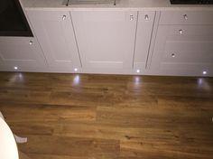 Karndean flooring, Van Gogh, classic oak, flooring laid straight