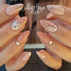 #alinahoyonailartist#mandalanails#nailart#nails #nailartmagazine #prettynails #nailtime #nailartaddict#gelnagels…