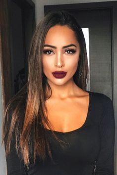 The one thing that tops this list is choosing the perfect hair color as per your skin tone. This Best Hair Colour for My Skin Tone guide will help you. Makeup Tips, Beauty Makeup, Hair Beauty, Cool Hair Color, Hair Colour, Skin Makeup, Pretty Hairstyles, Pretty Face, Hair Goals