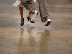 dancing on air by istolethetv, via Flickr