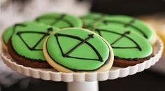 diy green arrow birthday decorations - Google Search