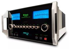 McIntosh MA8000, the utter height of Integrated Receivers