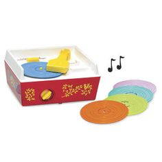 Fisher Price Record Player - Educational Toys, Specialty Toys & Games - Creative, Award Winning for Science, Math and More | Young Explorers