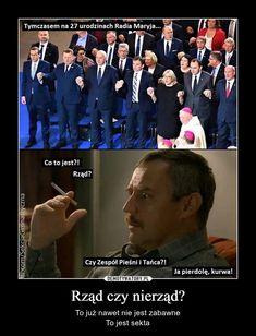 Rząd czy nierząd? – To już nawet nie jest zabawneTo jest sekta