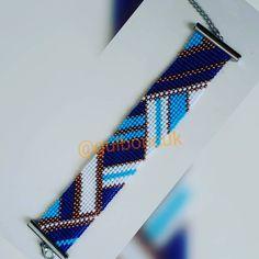 Otomatik alternatif metin yok. Loom Bracelet Patterns, Beaded Jewelry Patterns, Native Beading Patterns, Beaded Braclets, Bead Loom Bracelets, Bead Loom Designs, Candy Bracelet, Friendship Bracelets Designs, Bead Crochet Patterns