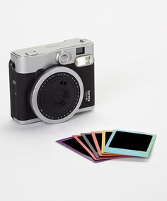 Look at this Instax Mini 90 Neo & Film Set on #zulily today!