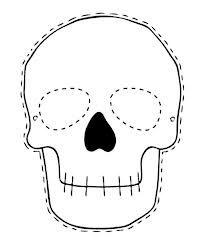 dibujos de halloween de calaveras - Buscar con Google