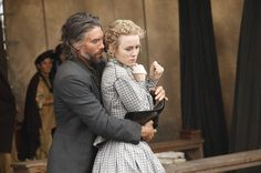 Hell on Wheels Photo: Cullen Bohannon and Lily Bell in Episode 6 Anson Mount, Mighty Mighty, Ol Fashion, Hell On Wheels, Great Books To Read, Season 1, Second Season, Pretty Cool, Wild West