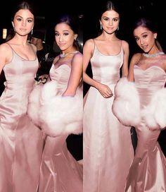 Edit sel and ari my favs 😍 Ariana Grande Selena Gomez, Adriana Grande, Ariana Grande Hair, Selena Gomez With Fans, Selena And Taylor, Selena Gomez Photos, Ariana Grande Photos, Taylor Swift, Zendaya